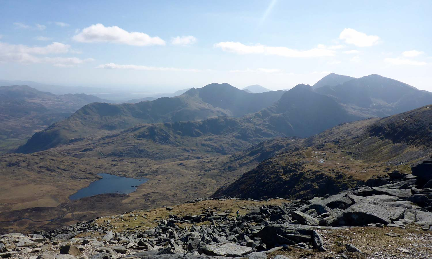 Explore stunning Snowdonia mountains